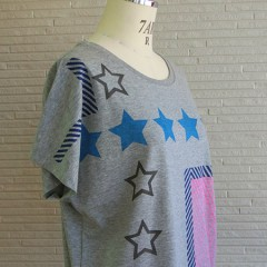 STAR Print T-shirts