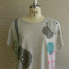Coaster Print F/S T-shirts