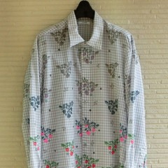 Men's shirts(Strawberry Print)