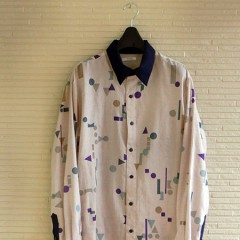 Men's Shirts(Bric Print)
