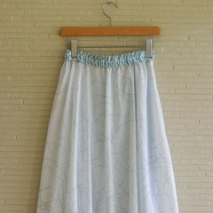 Dress Pattern Print Skirt