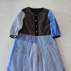 Remake-Shirts Dress