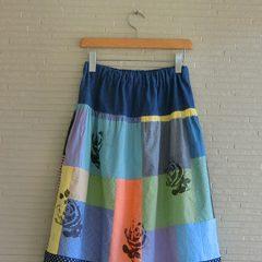 Patcwork Skirt