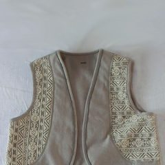 Lace Short Vest