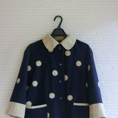 Patchwork Dot Jacket