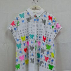 BIG BLOUSE(Butterfly Print)